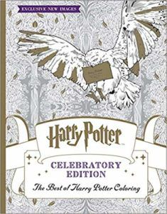 The Best Of Harry Potter Coloring