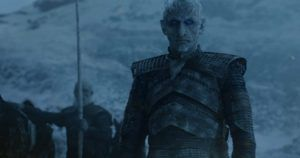 White Walkers Game of Thrones feature