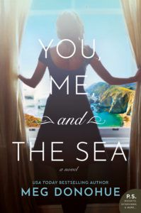 YOU ME AND THE SEA - Jacket Image
