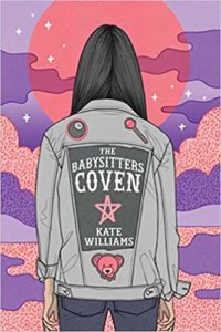 The Babysitters Coven from Millennial Pink YA Books | bookriot.com