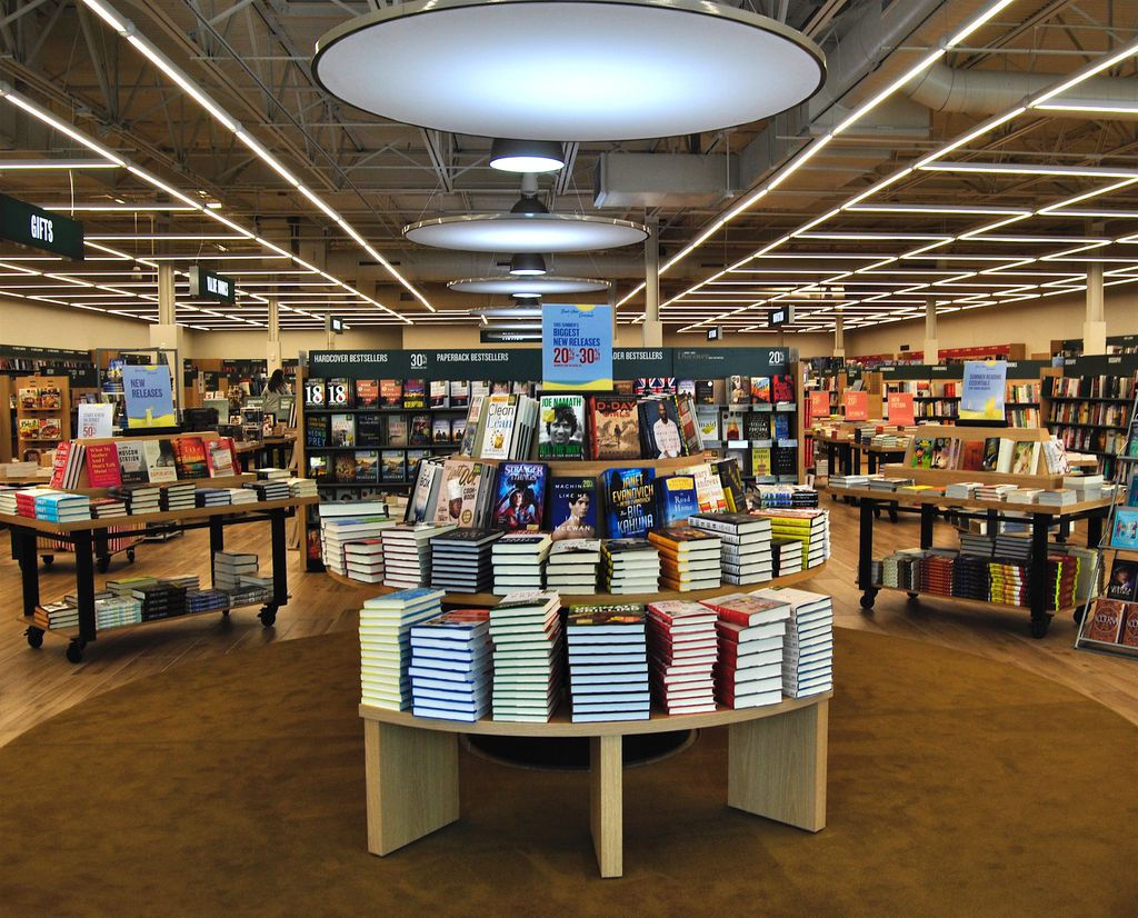 Get An In Depth Look At A Barnes Noble Concept Store