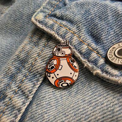 Star Wars BB-8 droid enamel pin