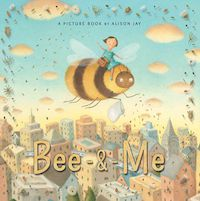 Bee and Me Book Cover
