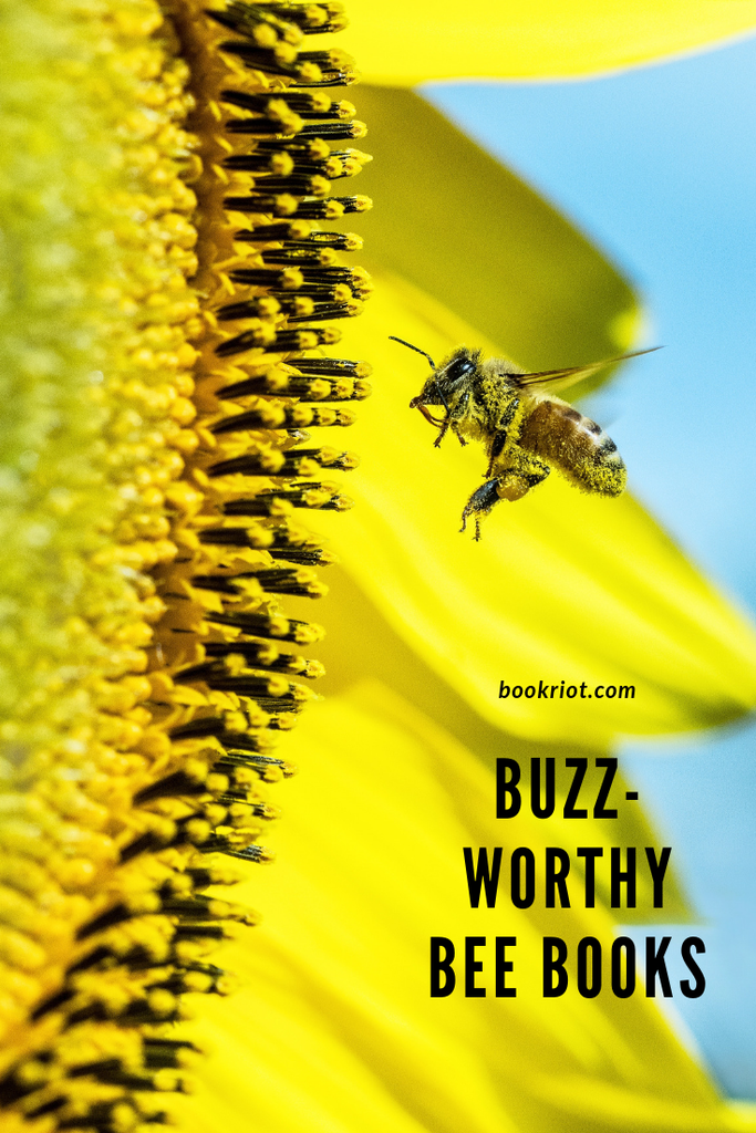 Get your buzz with these bee books for all ages! book lists | nature books | bee books | books about bees