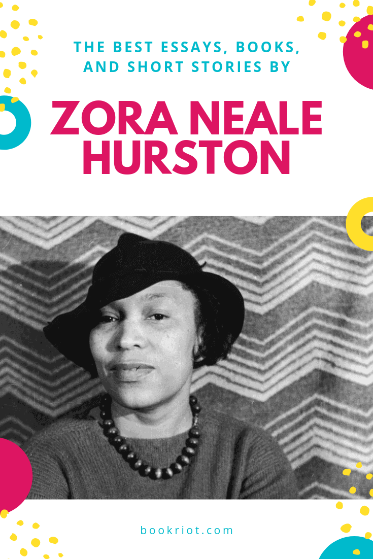 Discover the incredible legacy and work of Zora Neale Hurston. book lists | authors we love | Zora Neale Hurston books | Zora Neale Hurston essays | Harlem Renaissance | black authors