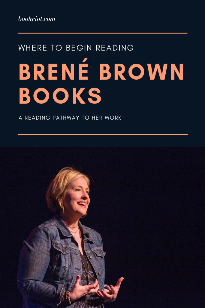 Where to begin reading brene brown books. Dig into these Bréne Brown books for better understanding empathy, shame, and vulnerability. book lists | books about emotions | books about shame | books about courage | nonfiction books | self-improvement books | brene brown books | self-help books | brene brown books to read