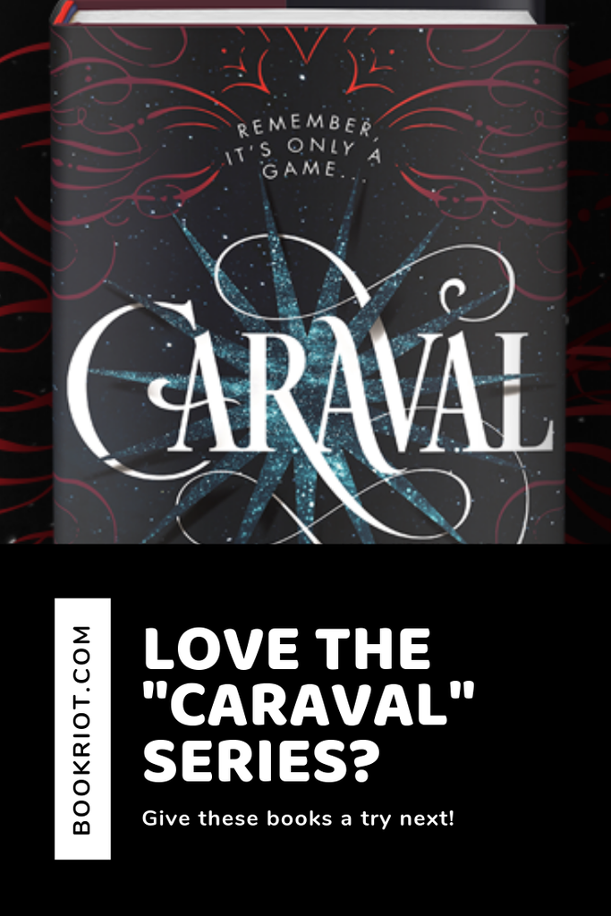 "Love Stephanie Garber's magical series ""Caraval?"" Here are some great books to read next. book lists 