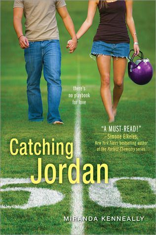 Catching Jordan by Miranda Kenneally Book Cover