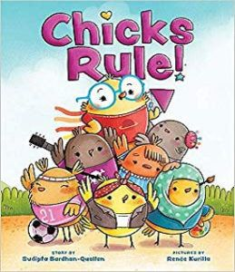Chicks Rule! book cover