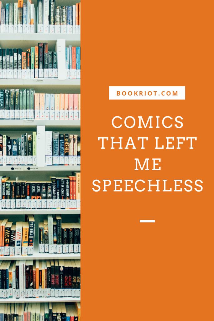 Excellent comics everyone should read. book lists | comics | great comics