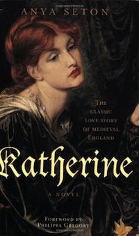 cover of Katherine by Anya Seton