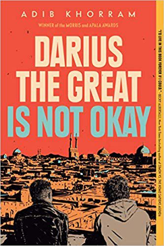 cover image of Darius the Great Is Not Okay by Adib Khorram