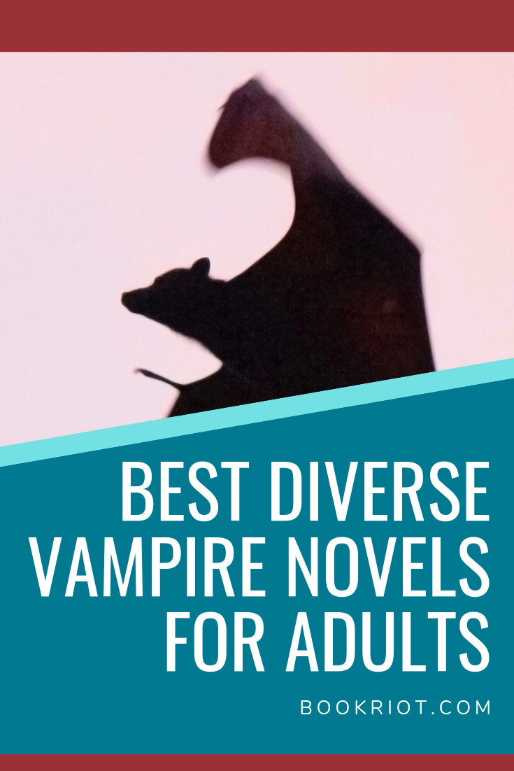 You want something fresh with your vampire books? Try these diverse vampire novels! book lists | vampire books | vampire stories | diverse books | diverse vampire books
