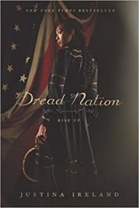dread nation book cover