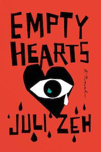 Empty Hearts by Juli Zeh book cover