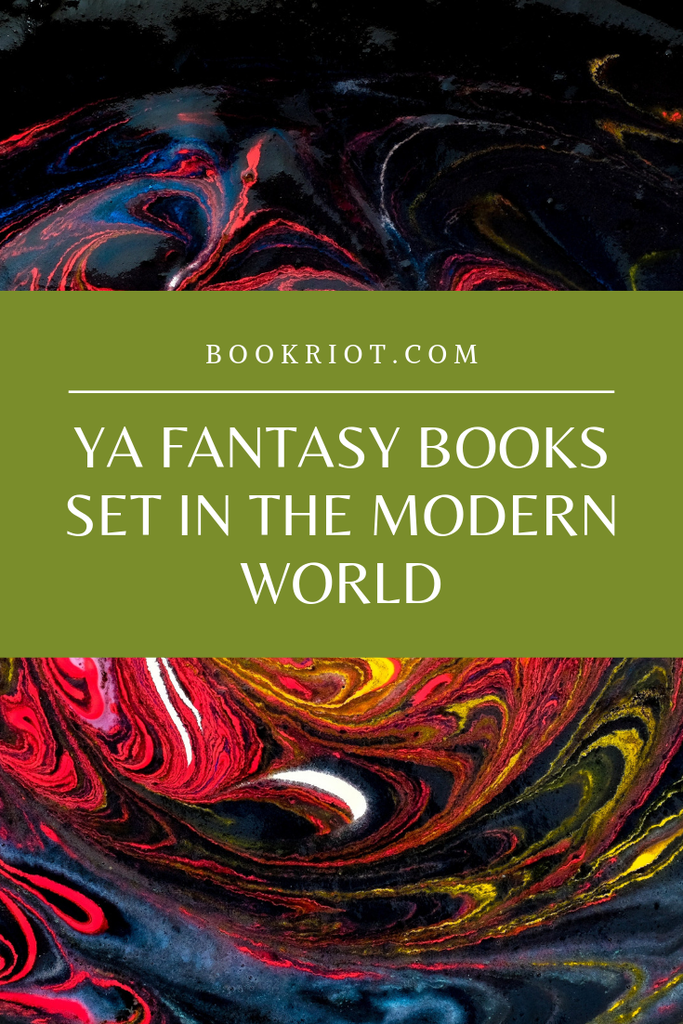 When you want a fantasy book, but one that's rooted in the world you know. book lists | YA books | YA fantasy books | YA magical realism | YA fabulism | YA books set in real world | #YALit