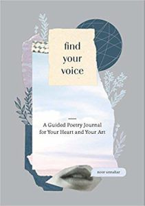 Find Your Voice Cover From Creative Art Therapy Books For When You're in Your Feelings | Book Riot