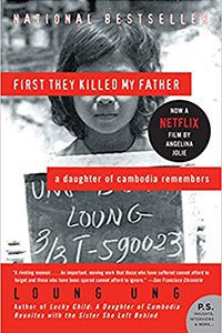 First They Killed My Father by Loung Ung cover