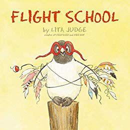 flight school book cover