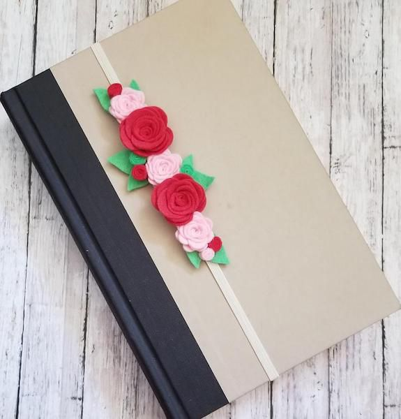 flower book band