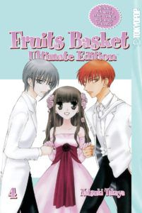 Fruits Basket Ultimate Edition cover