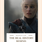 Get to know the real history behind the epic fantasy series GAME OF THRONES. books | game of thrones | game of thrones history
