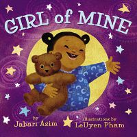 Girl of Mine Book Cover