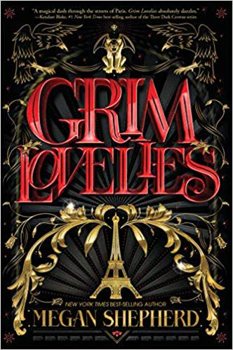 grim lovelies book cover