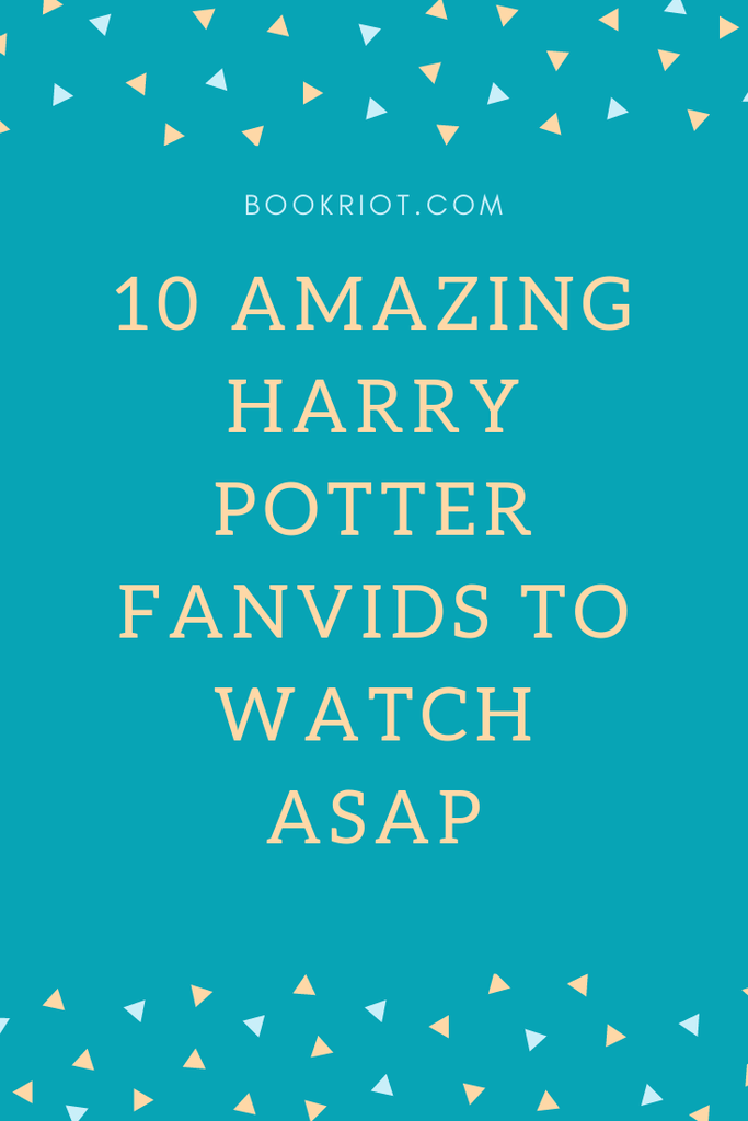 These Harry Potter Fanvids are more than worth watching. harry potter | fandom | harry potter fandom | #HarryPotter