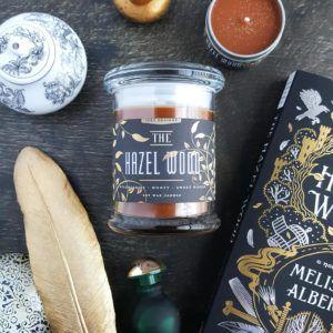 Hazel Wood candle
