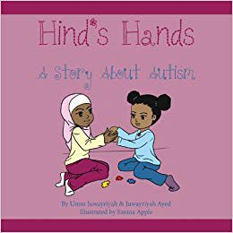 Hind's Hands book cover