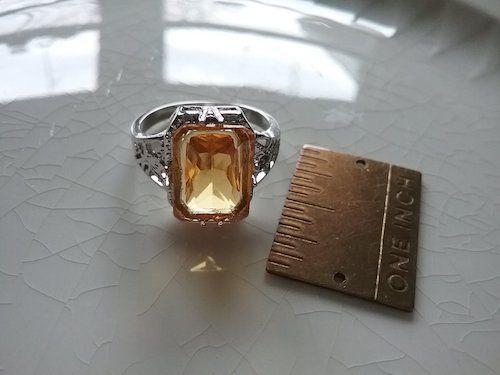 Mind infinity stones ring