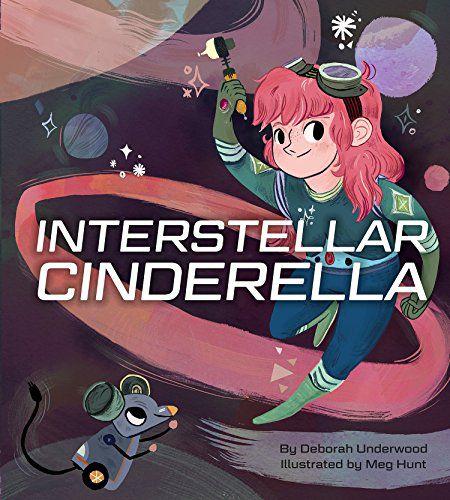 Interstellar Cinderella cover