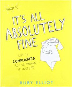it's all absolutely fine cover