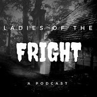 Ladies of the Fright Podcast Logo