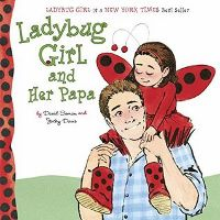 Ladybug Girl and Her Papa Book Cover