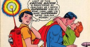 lois lane homepage feature