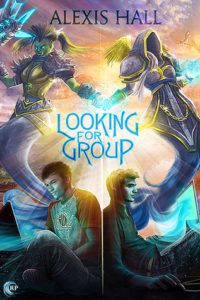 cover of looking for group by alexis hall
