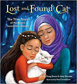 Lost and Found Cat book cover