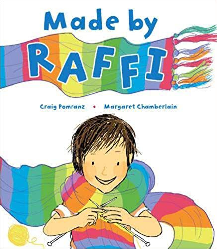 Made by Raffi cover