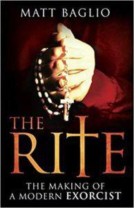 matt baglio the rite horror memoir book cover