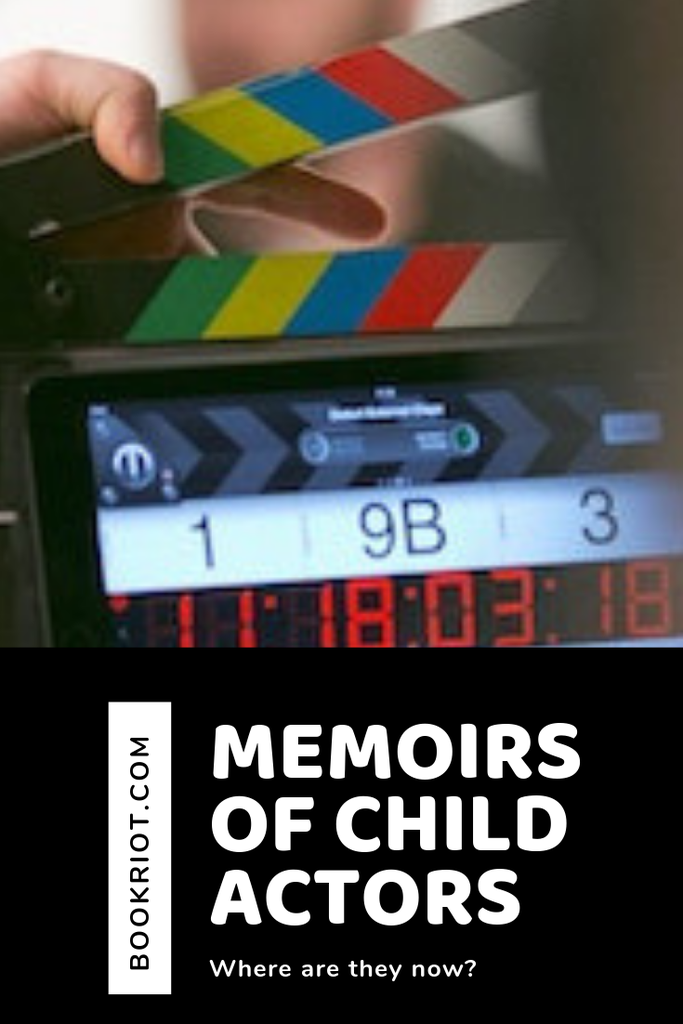 What happened to your favorite child actor? We've rounded up some of their memoirs to answer that very question. book lists | memoirs | celebrity memoirs | books about celebrities | nonfiction