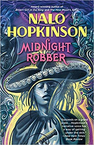 Midnight Robber Book Cover