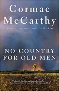 no country for old men cormac mccarthy book cover