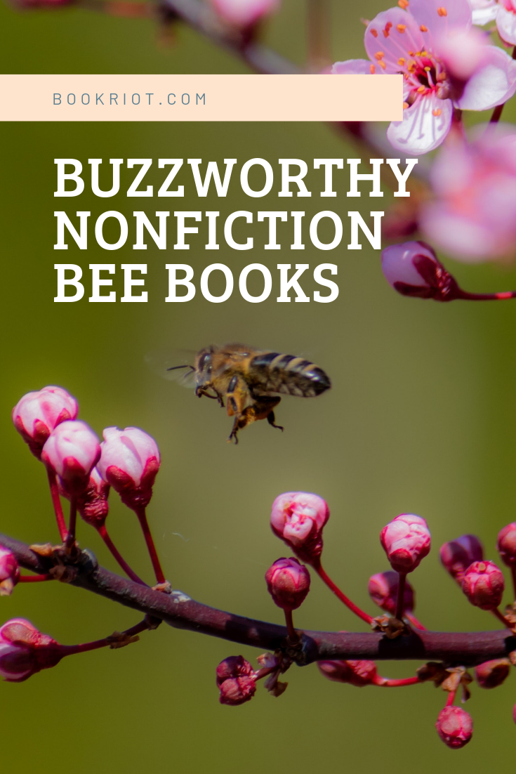 You'll love these nonfiction books about bees. book lists | bee books | books about bees | nonfiction about bees