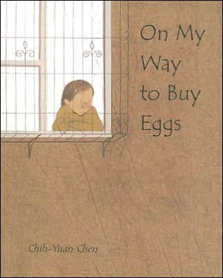 On my way to buy eggs book cover