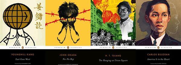 penguin classics asian american classic reissues