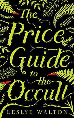 cover image of Price Guide to the Occult by Leslye Walton