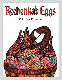 Rechenka's Eggs book cover