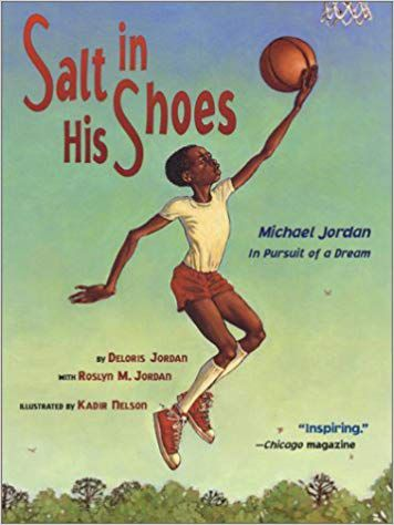 salt in his shoes book cover